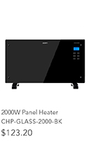 2000W Panel Heater