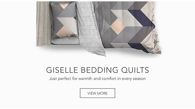 Giselle Bedding Quilts