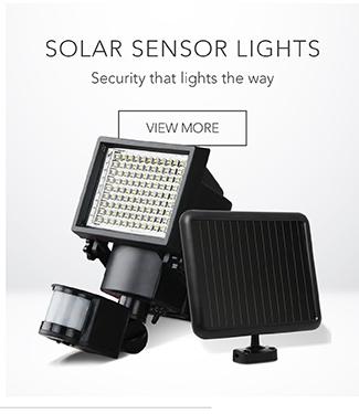 Solar Sensor Lights