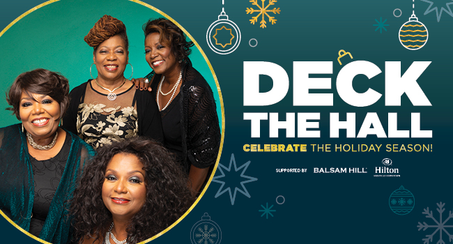 Deck The Hall | Celebrate the Holiday Season | SUPPORTED BY Balsam Hill and Hilton