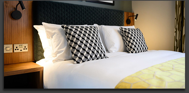 Book your room at The County Hotel and see it's newly-upgraded style and comfort for yourself.