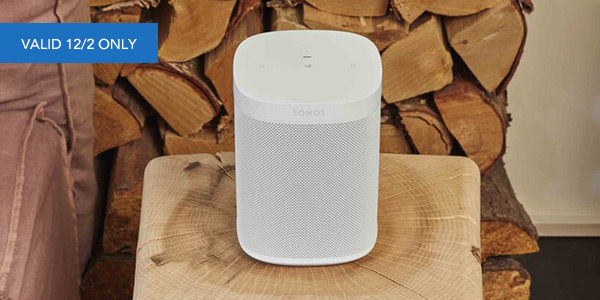 Shop SONOS One SL White Smart Speaker