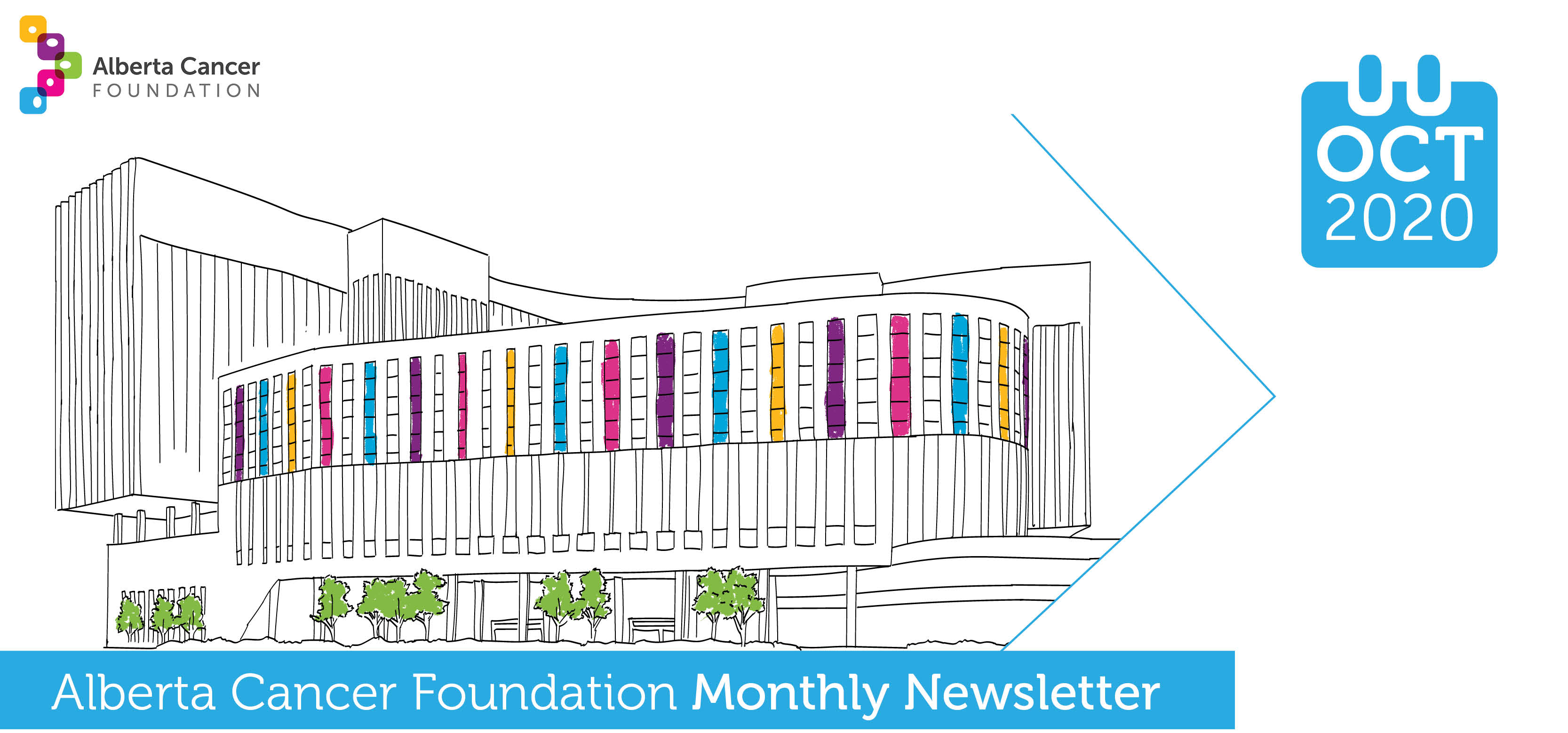 Alberta Cancer Foundation Monthly News - October 2020