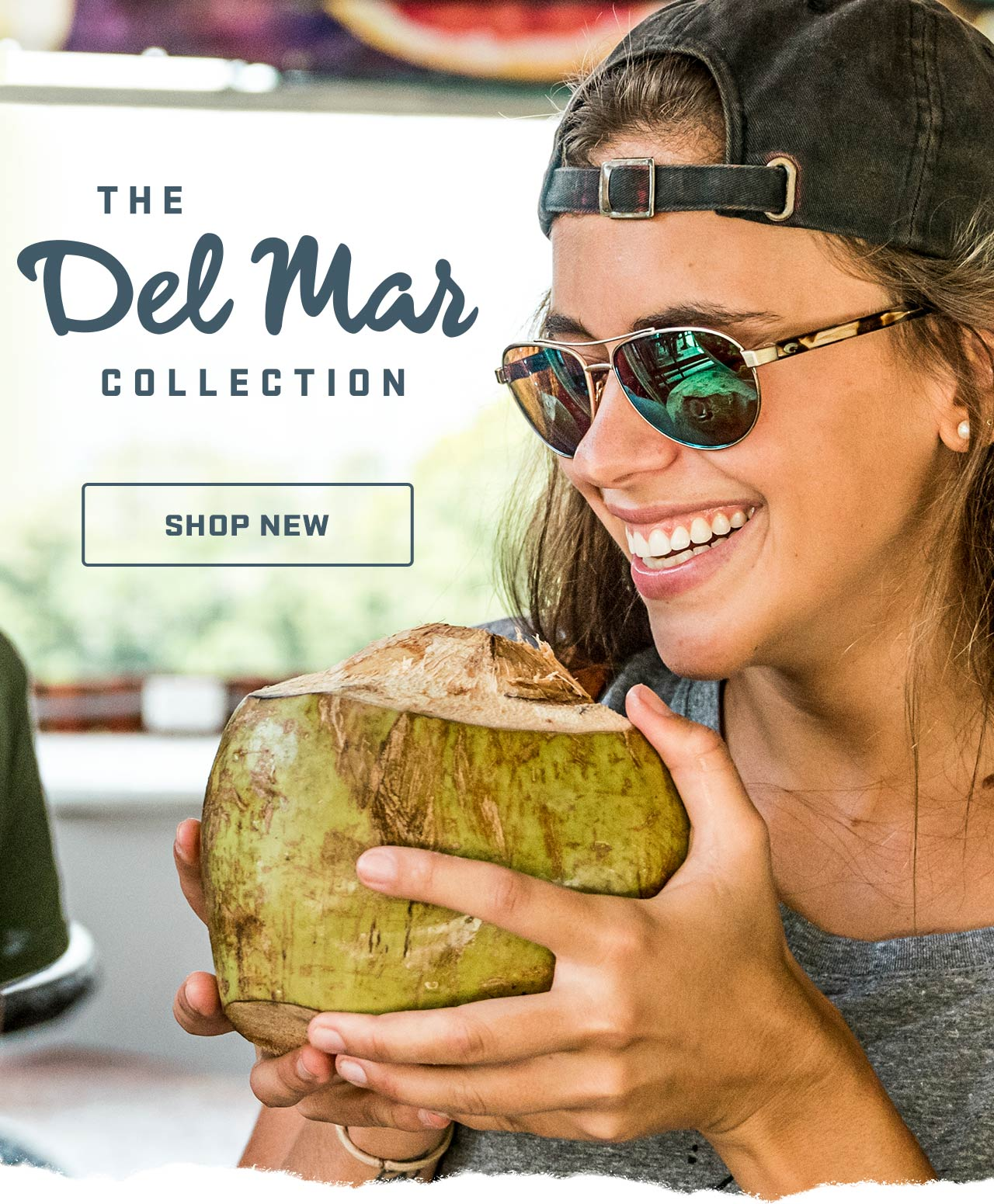 New styles added to the Del Mar Collection