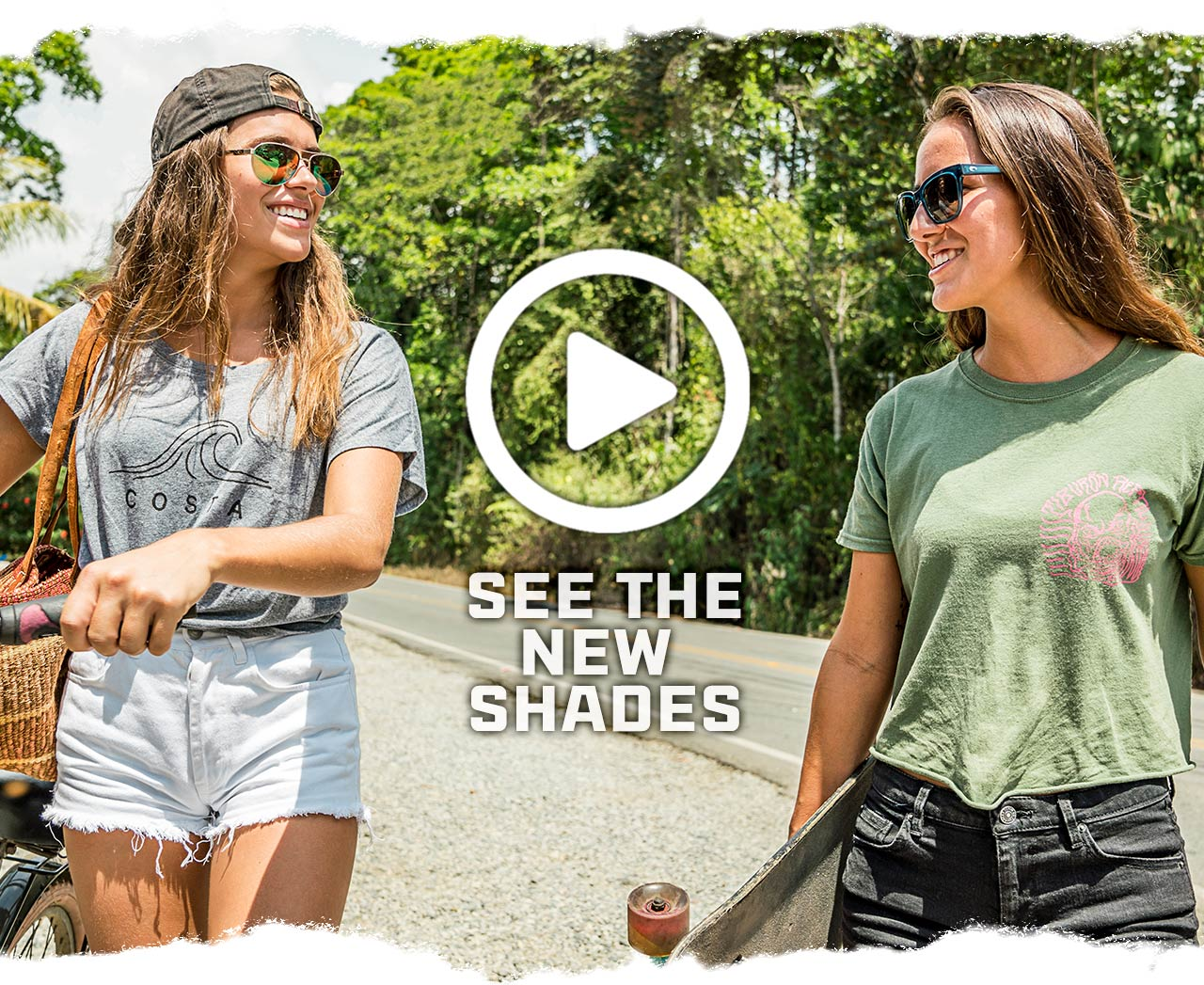 See the New Shades