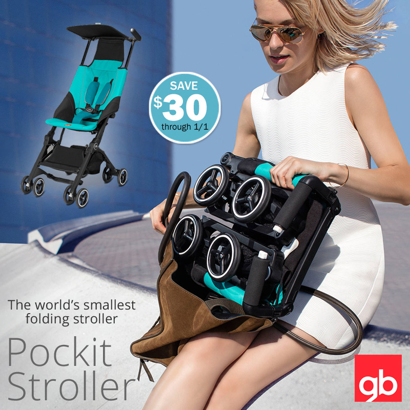 Shop the Pockit Stroller