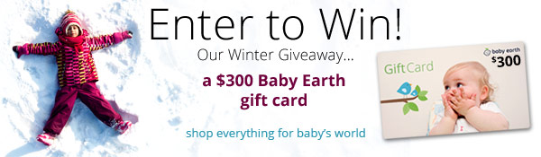 Enter Our Winter Sweepstakes