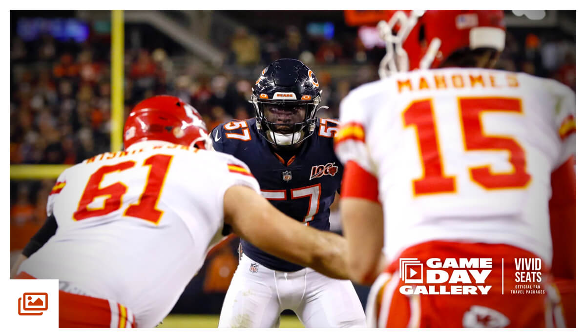 Gameday Gallery: Chiefs at Bears