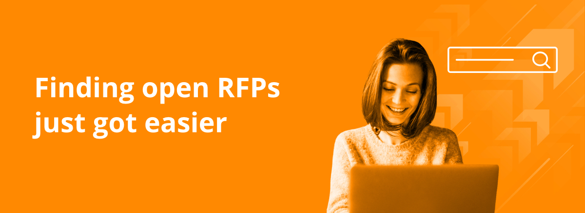 Your RFP search just got easier