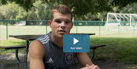 Orlando City Soccer Club�s Chris Mueller - image