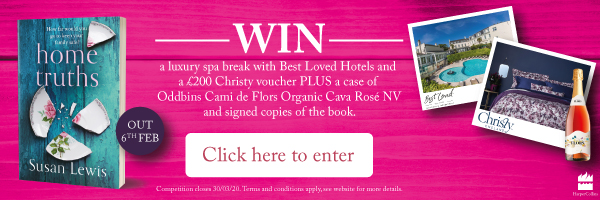 Win a Luxury Spa Break, a £200 Christ Voucher PLUS a case of Oddbins Cami de Flors Organic Rose Nv and signed copies of Home Truths