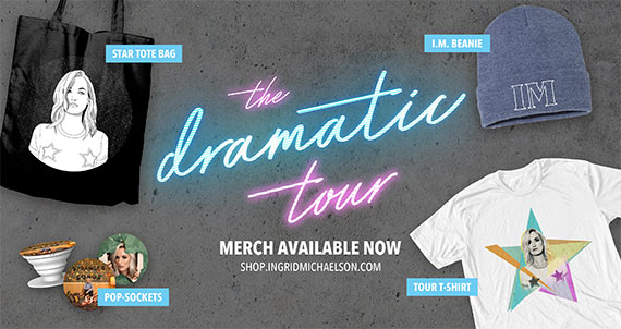 Dramatic Tour Merch