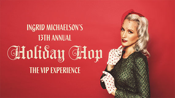Holiday Hop VIP Experience