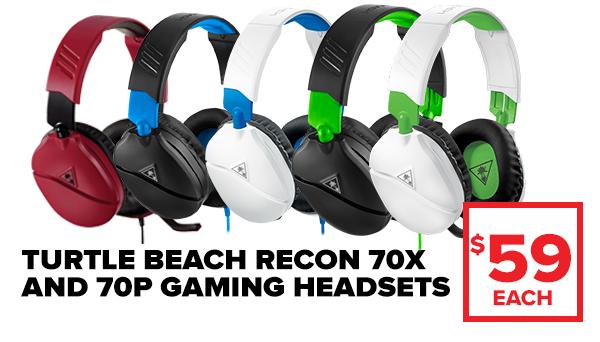 Shop Turtle Beach headsets!