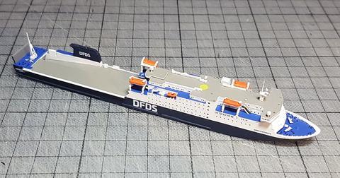 RJ 304C Sirena Seaways