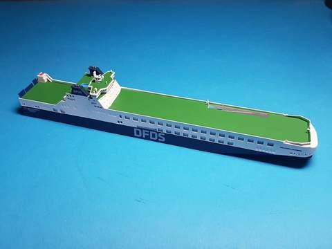 RJ 243 Hollandia Seaways