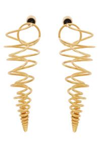 Large Cerith Seashell Earrings