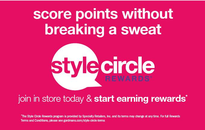 stylecircle rewards®