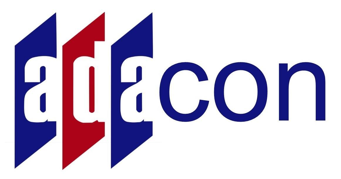 ADAcon logo