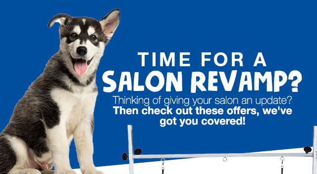 Salon Revamp