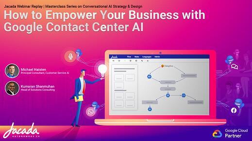 Google Contact Center AI
