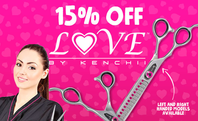 15% off Love by Kenchii