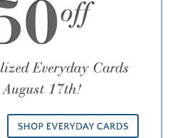 Shop Everyday Cards