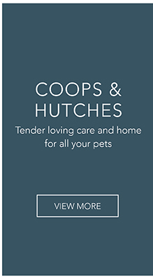 Coops & Hutches