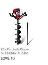 92cc Post Hole Digger