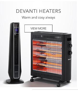 Devanti Heaters