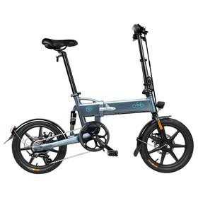 FIIDO D2S Folding Moped Electric Bike Gear Shifting Version Dark Gray