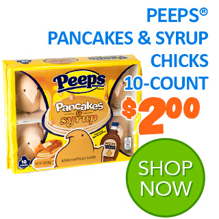 NEW for 2020 - PEEPS CHOCOLATE PUDDING BUNNIES