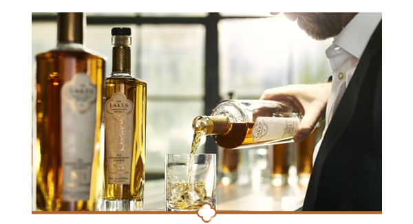 Free Delivery on all Lakes whisky