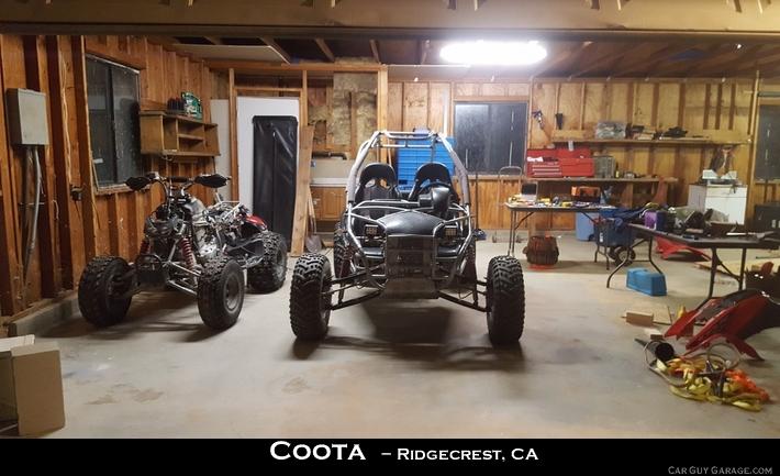 Coota - Ridgecrest, CA