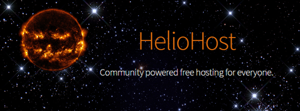 HelioHost | Community powered free hosting for everyone.