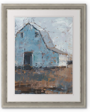 Sunset Farm II by Ethan Harper
