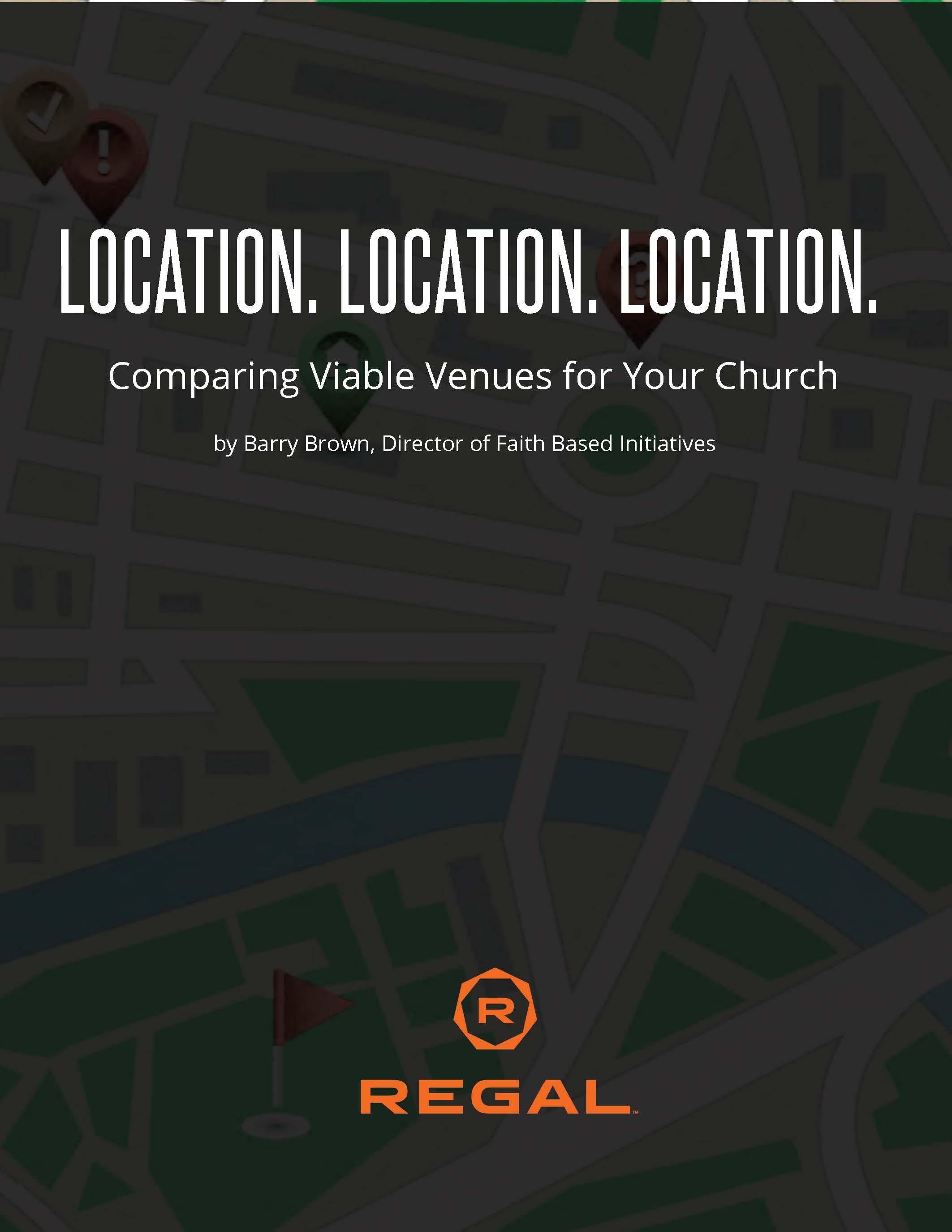 Location. Location. Location. eBook