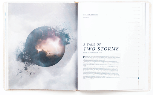 A Tale of Two Storms