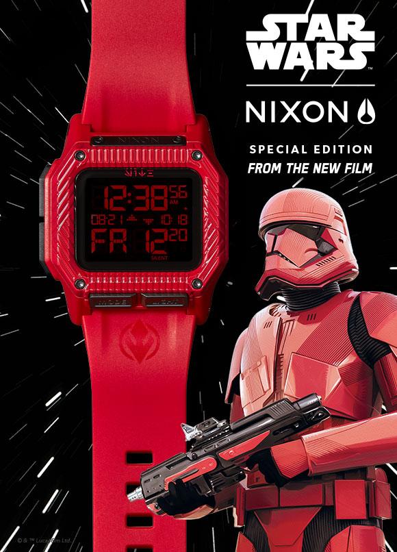 The Sith Trooper Regulus by Nixon x Star Wars