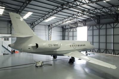 1998 Dassault Falcon 2000