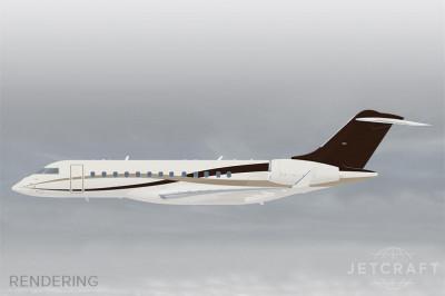 2020 Bombardier Global 6500