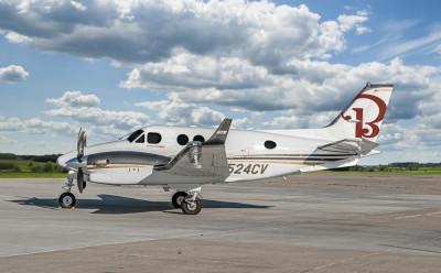 2015 Beechcraft King Air C90GTx