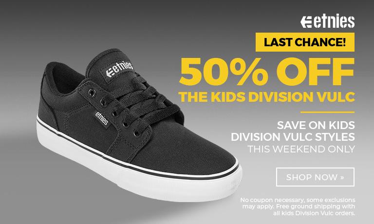 Kids Division Vulc Flash Sale