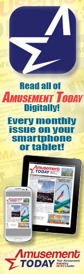 Want More Amusement Industry News? Read the entire Amusement Today print issue digitally for FREE!! https://bit.ly/2HwTqhb
