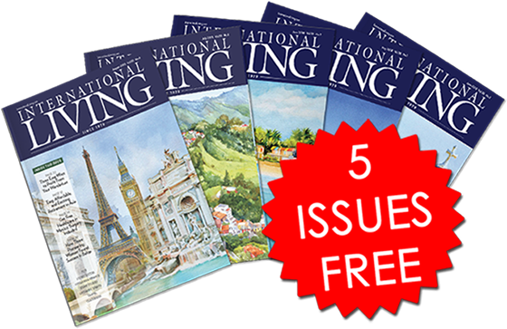 5 Free Issues
