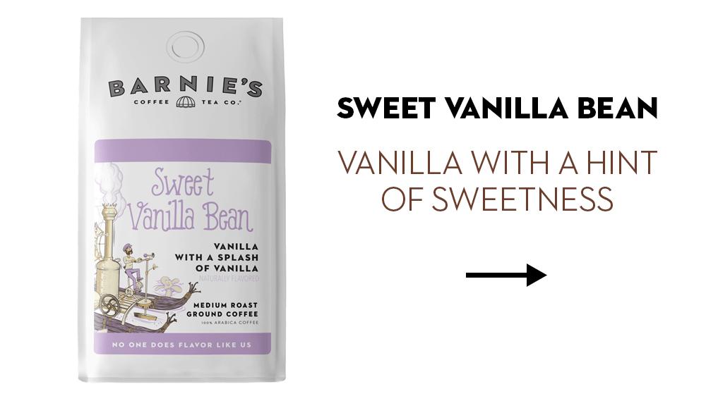 Sweet Vanilla Bean