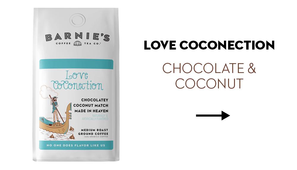 Love Coconection Coffee