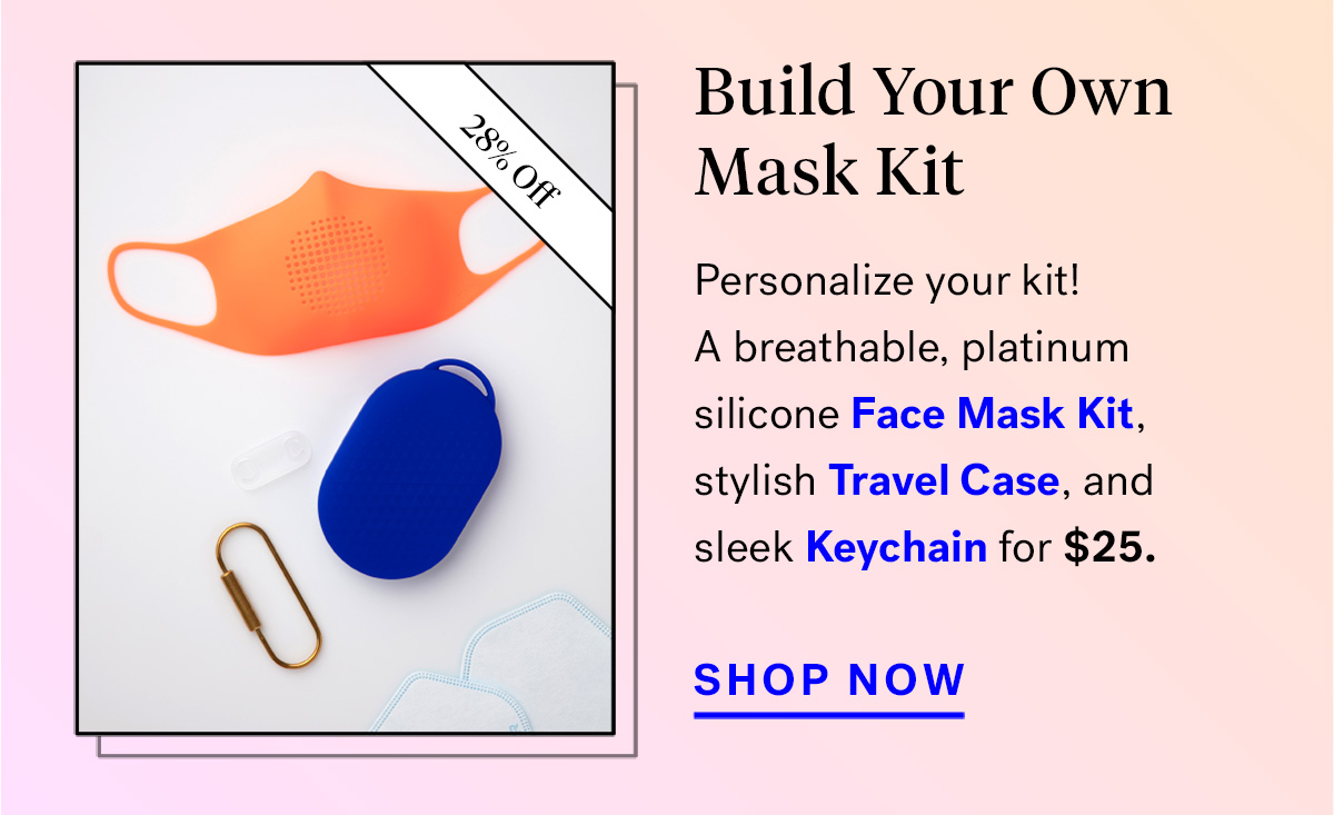 Build Your Own Mask Kit (badge for: 28% off)