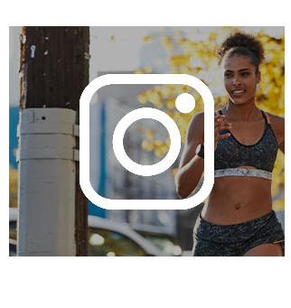 Instagram >