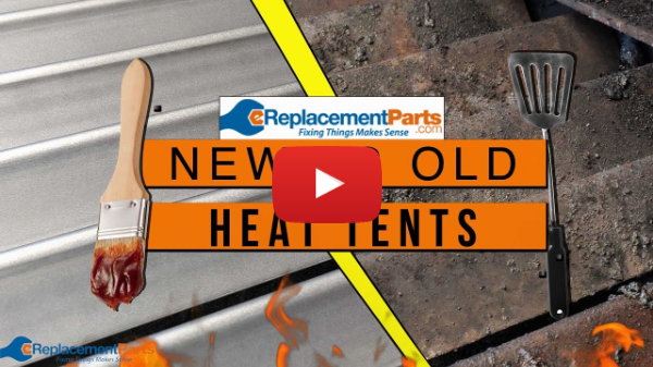 BBQ and Grill Tips: How New Heat Tents Will Help Improve Your Grilling! | eReplacementParts.com